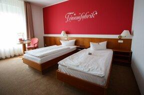 Zimmer getrennte Betten