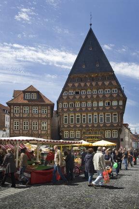 Marktplatz Hildesheim-Fotograph-Obornik©Hildesheim-Marketing