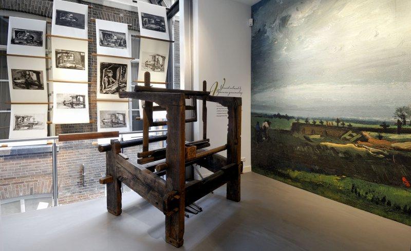 Ausstellung im Van Gogh Museum Amsterdam