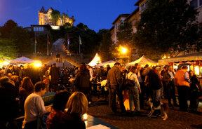 das Kulturufer in Bingen am Rhein