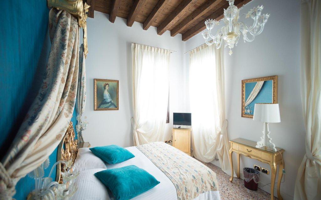 Dolo Villa Gasparini Zimmer Doppelzimmer