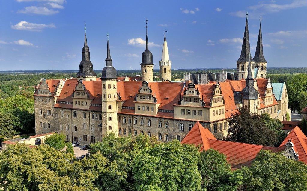 Merseburger Schloss