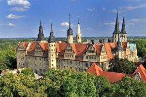 Merseburger Schloss c Saale Unstrut Tourismus