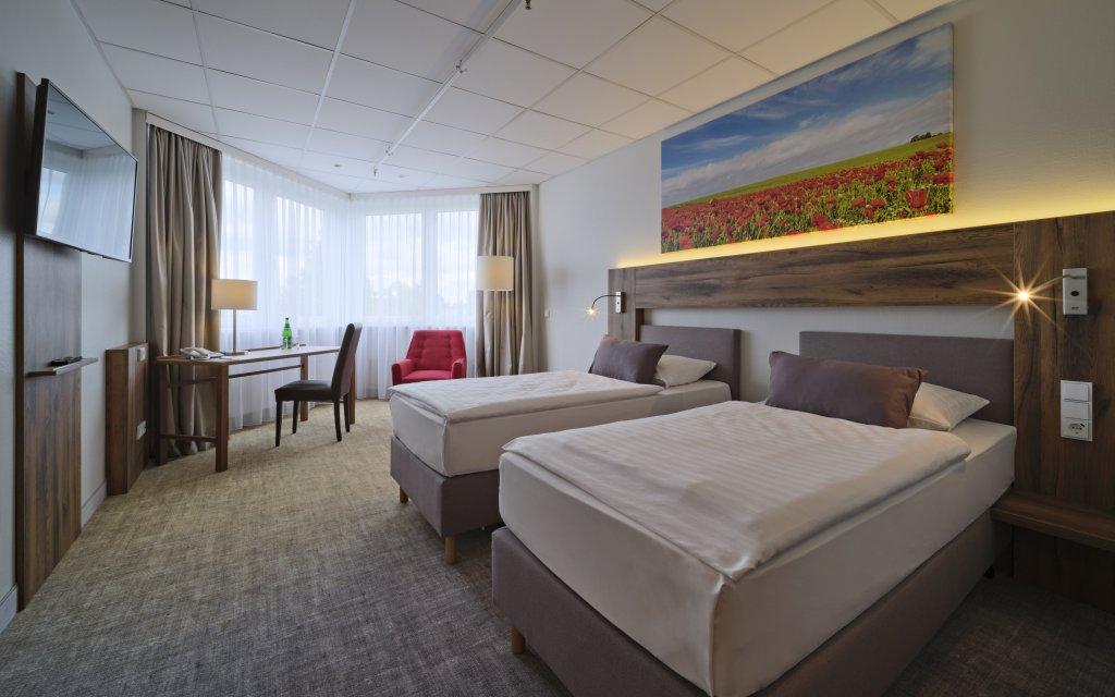 Best Western Hotel Prisma Neumünster Doppelzimmer
