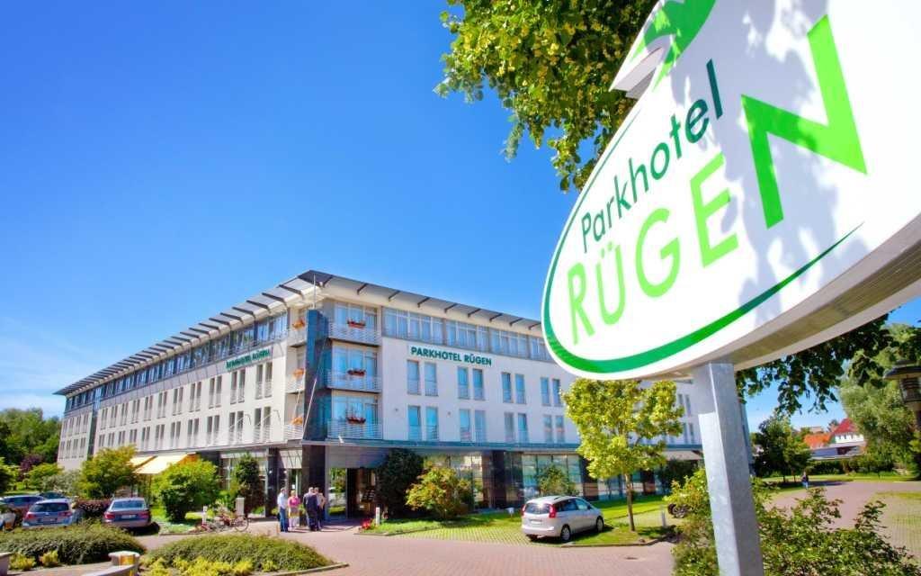 Bergen Parkhotel Rügen aussen Außenansicht