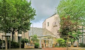 Hotel am Schlosspark Aussenansicht 2