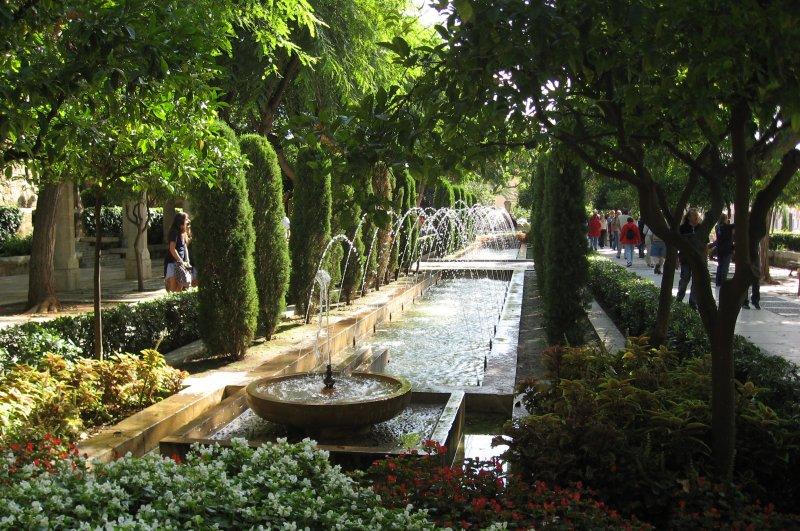 Garten Palma de Mallorca