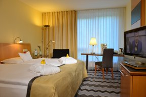 Business Doppelzimmer