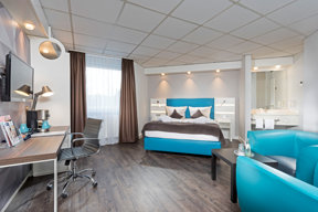 Best Western Cologne Airport Troisdorf Business-DZ (1)