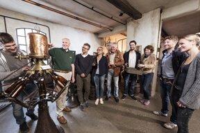 SB2015 Jever Brauereimuseum Gruppe 05