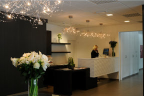Europahotel - Lobby
