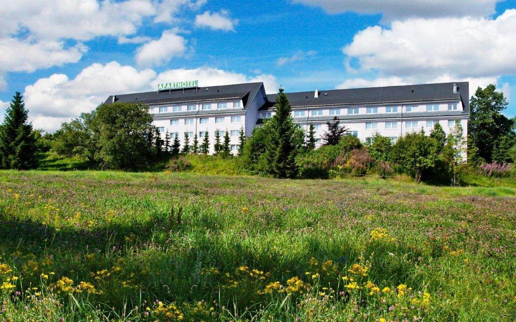 Aparthotel Oberhof Außenansicht