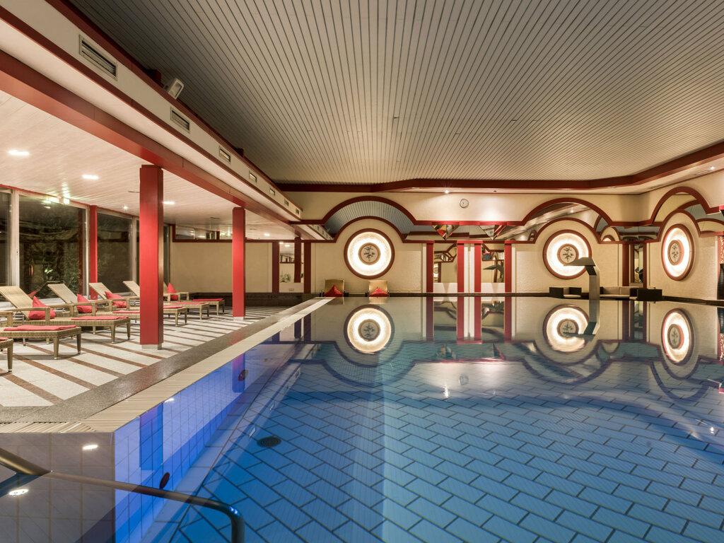 Bad Wildungen Maritim Hotel Pool Schwimmbad