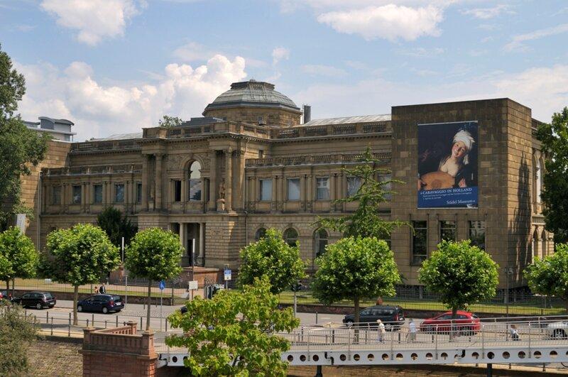 Städelmuseum in Frankfurt