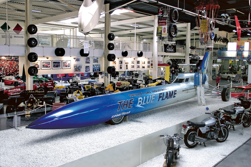 TheBlueFlame C Auto & Technik Museum Sinsheim