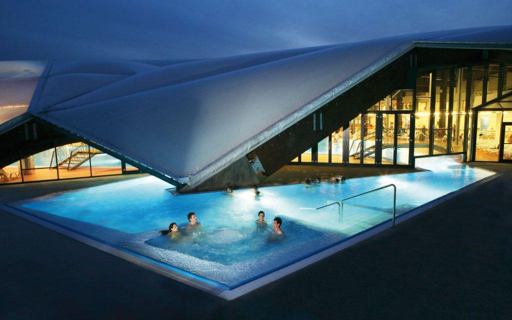 Tuhelj Hotel Well Therme Pool
