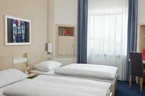 Standard-DZ mit getrennten Betten