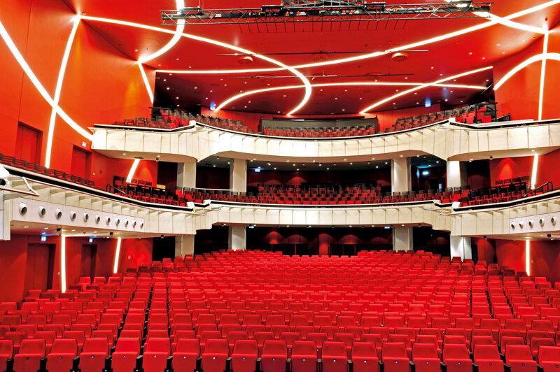 Theatersaal Deutsches Theater München
