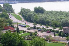 Hotelgarten Donau