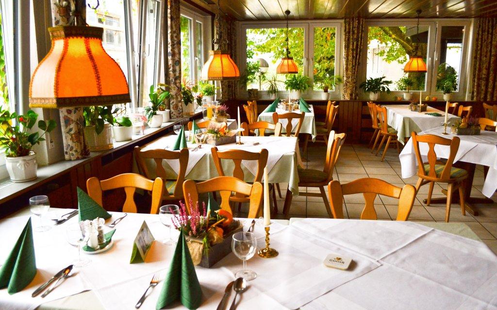 Freiburg Hotel Frohe Einkehr Restaurant