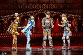 Rusty und die Girls © Starlight Express