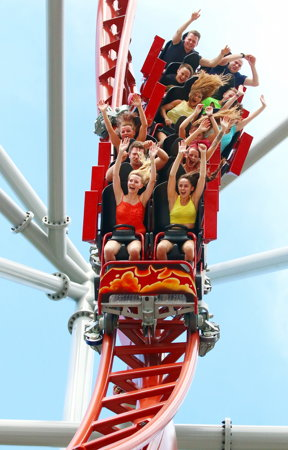 Sky Scream (8) C Plopsa Parks