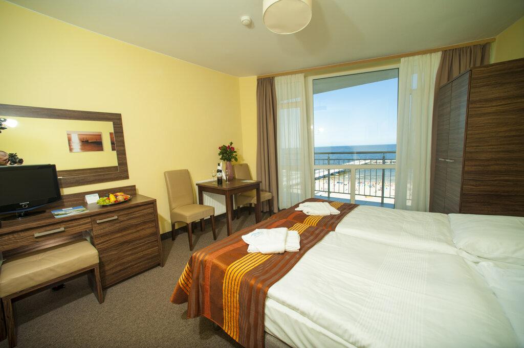 Kolberg Kurhotel Baltyk Zimmer Doppelzimmer