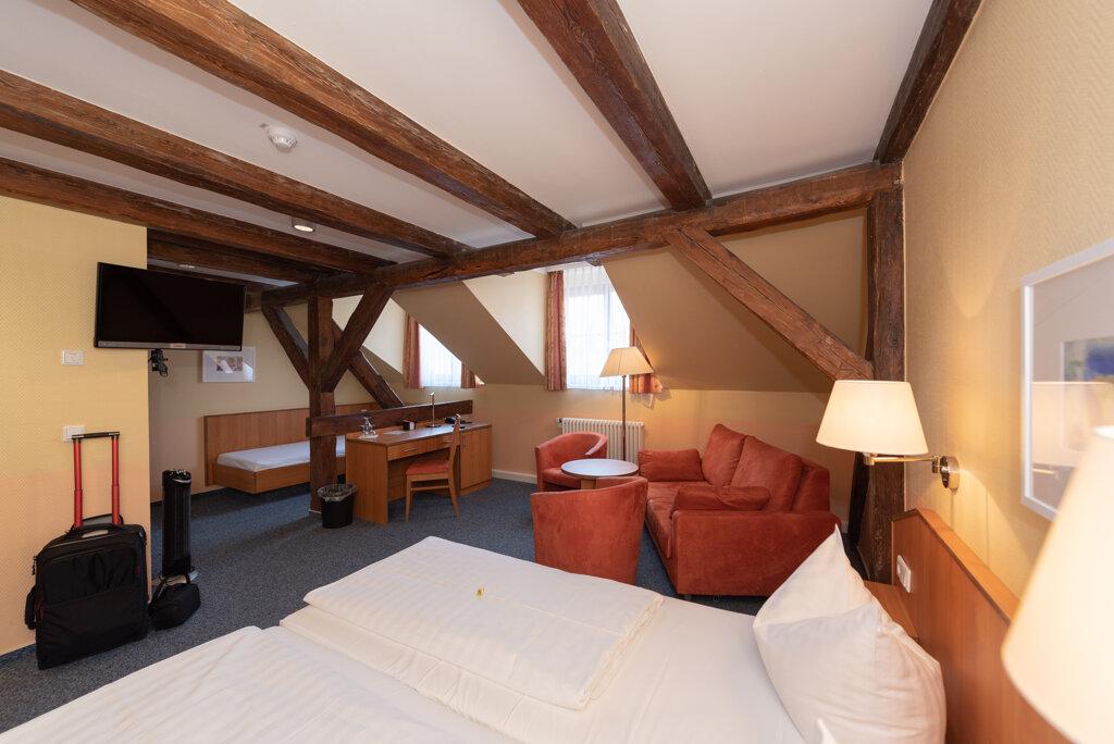 Görlitz Hotel Europa Zimmer