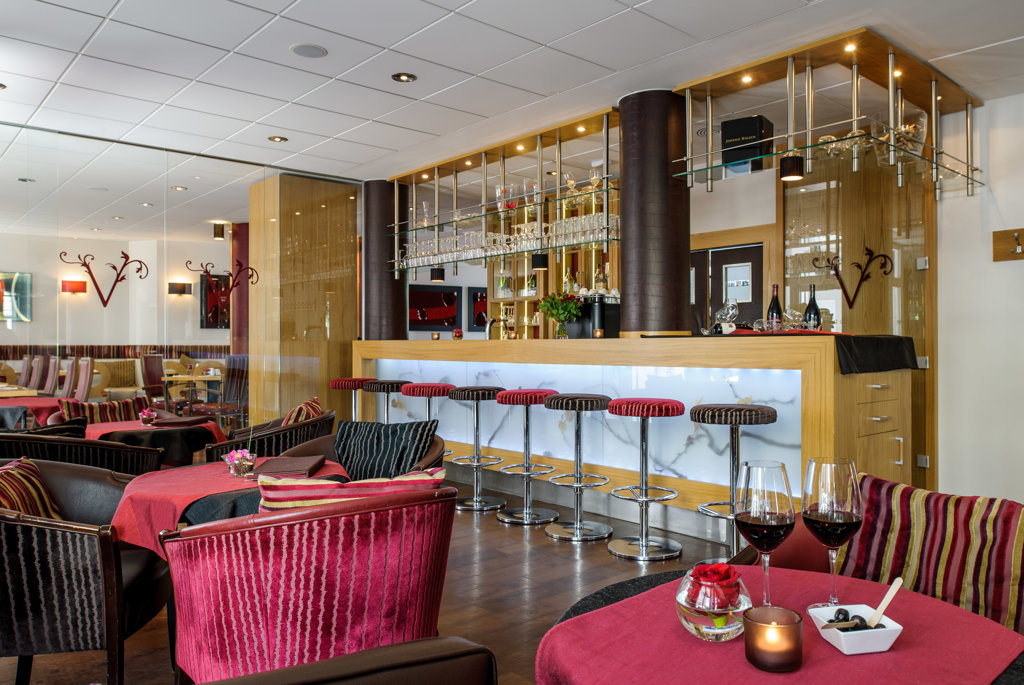 Mercure Hotel Berlin Zentrum Bar