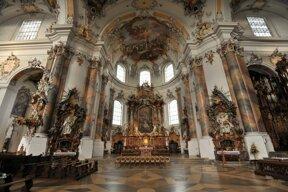 Basilika innen