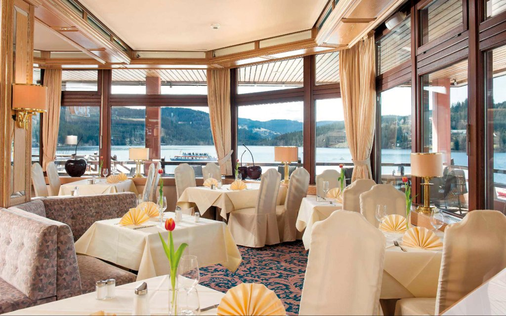 Titisee Maritim Hotel Cafe Restaurant