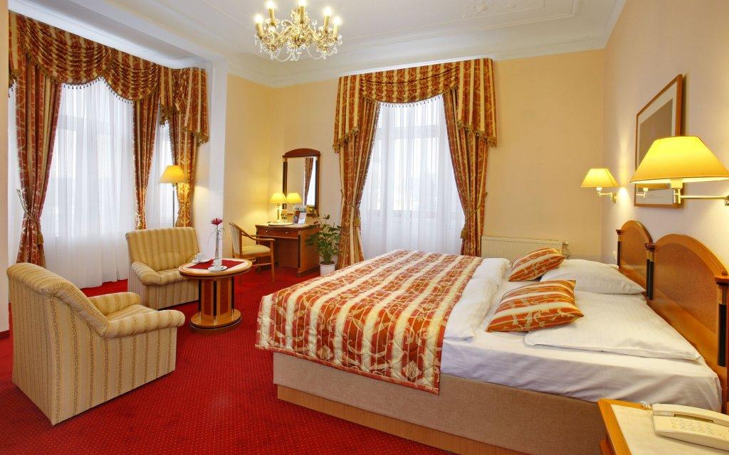 Marienbad Danubius Health Spa Resort Hvezda Zimmer Doppelzimmer