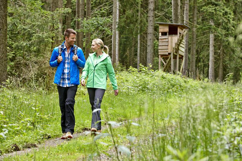 Wanderer in Braunlage
