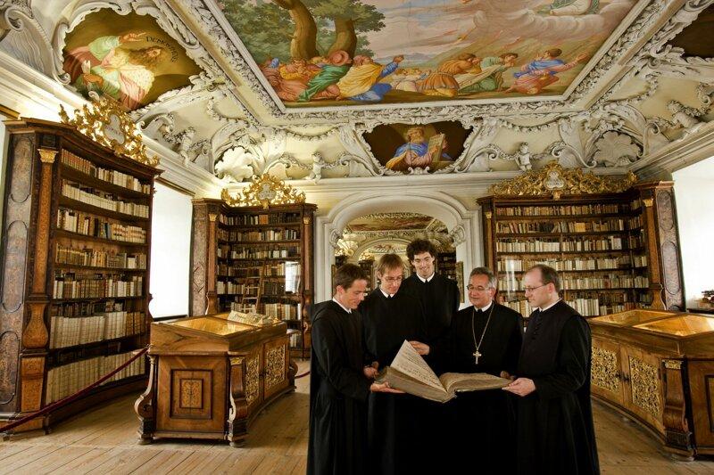 Kremsmünster Bibliothek