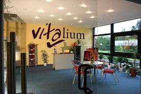 Vitalium Eingang