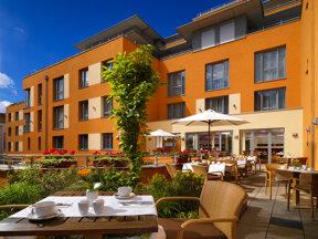 Terrasse c Hotel