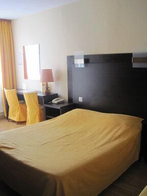 renovierte Doppelbett Zimmer