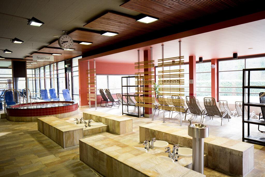Sauna C Bade- und Kurverwaltung Bad Bellingen GmbH