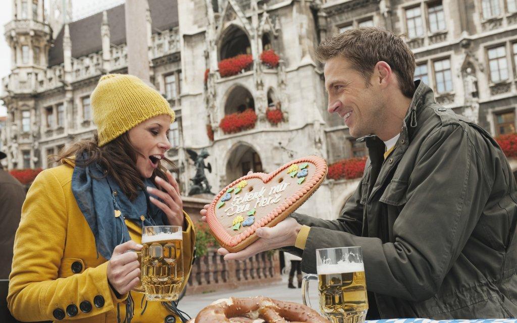 Romantikurlaub in Bayern