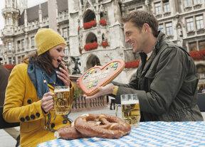Paar München Liebe Romantik Valentinstag