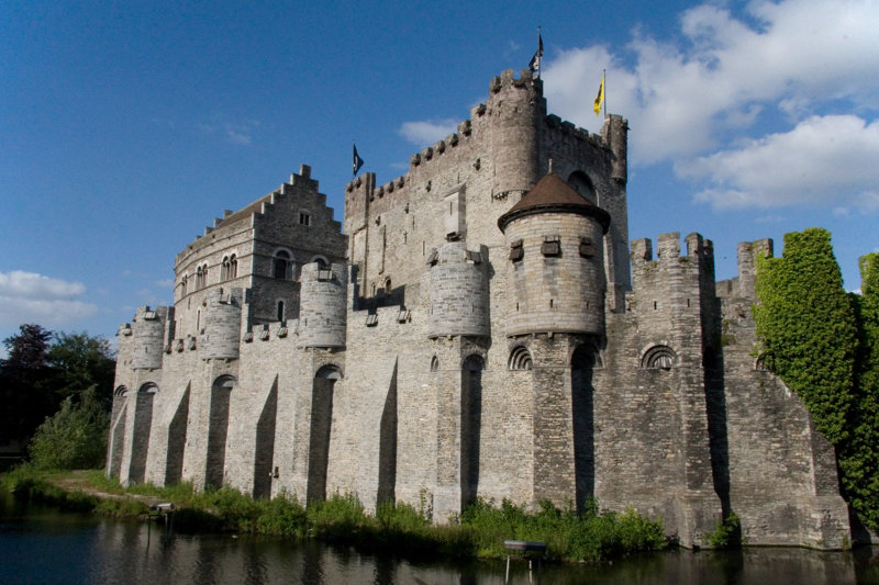 Gravensteen Grafenburg
