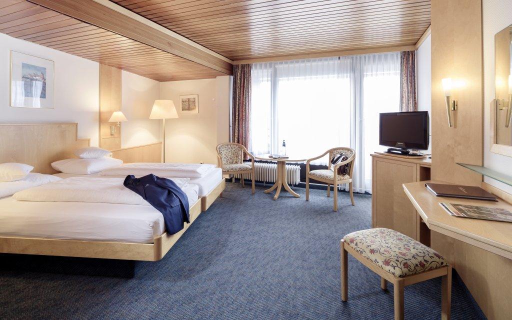 Breisach am Rhein Hotel Stadt Breisach Zimmer Doppelzimmer