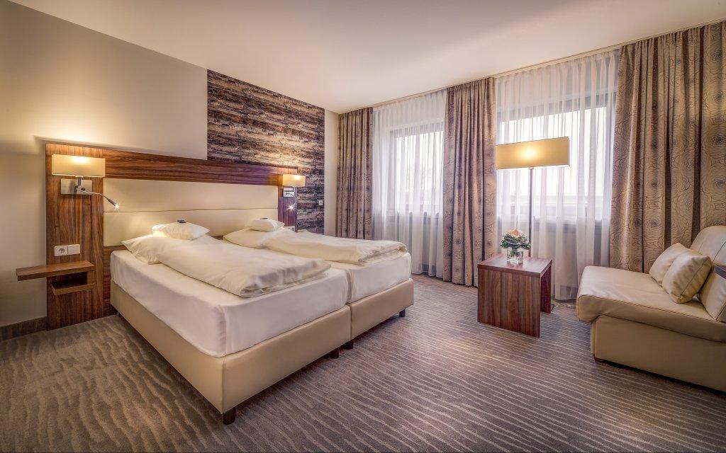 Neu-Ulm Hotel Meinl Zimmer Doppelzimmer