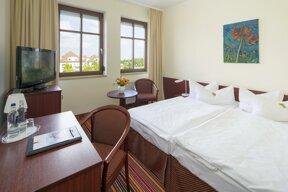 Zimmer Doppelbett