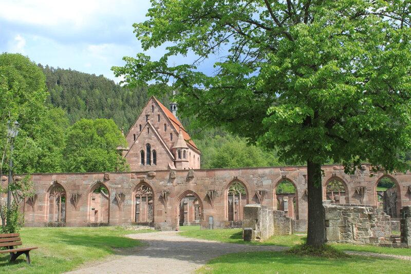 Kloster Hirsau Marienkapelle C Stadt Calw