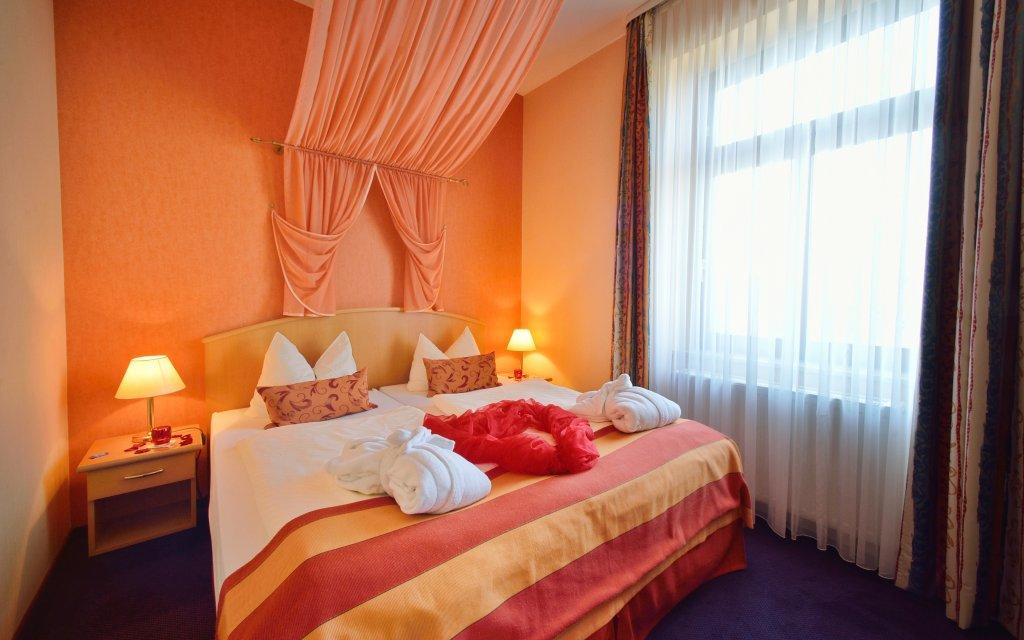 Bad Kissingen Residenz von Dapper Zimmer Doppelzimmer