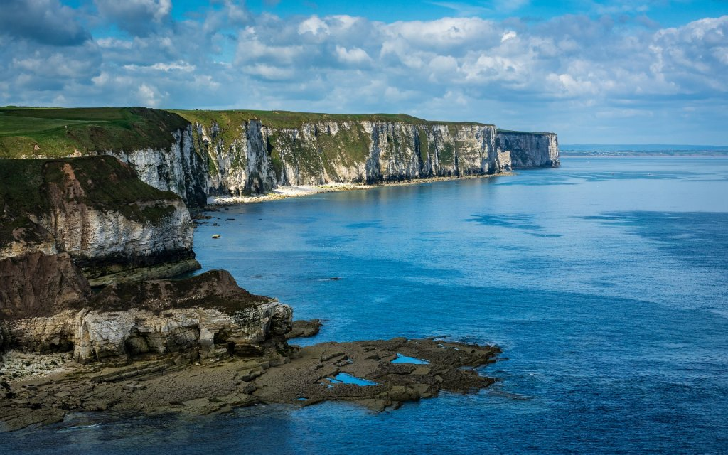 Küste von England