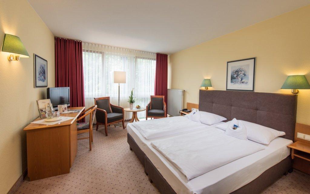 Eisenach Göbel's Sophien Hotel Zimmer Doppelzimmer