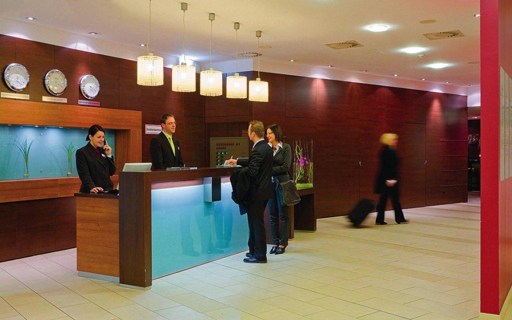 Mercure Hotel Graz City Rezeption