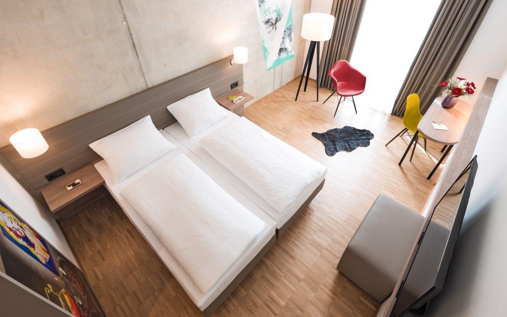 Singen Hotel Trezor Zimmer Doppelzimmer